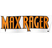 Max Rager - iZombie Poster