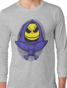 Skellingtor (sticker and light shirts) Long Sleeve T-Shirt
