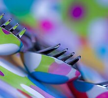 Forks and Spoons! by Jan Emery