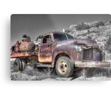 Budsville Wreck Metal Print