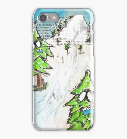 Mystic Mountain iPhone Case/Skin