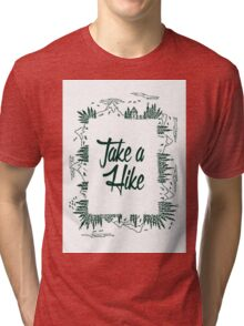 Mountain Hiking Tri-blend T-Shirt