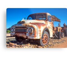 International Rust Metal Print