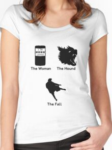 Sherlock Series 2 Women's Fitted Scoop T-Shirt