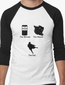 Sherlock Series 2 Men's Baseball ¾ T-Shirt
