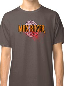 Max Rager Brains - iZombie Classic T-Shirt