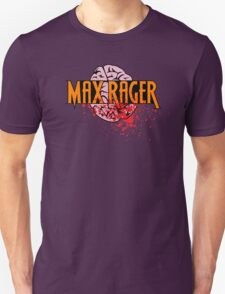 Max Rager Brains - iZombie T-Shirt