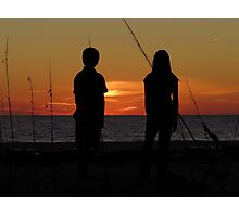 Farewell To The Day ~ Part Nineteen Photographic Print