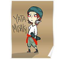 Yata Misaki  Poster