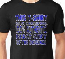Original T-Shirt Unisex T-Shirt