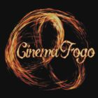 Cinema Fogo logo by thyjoss