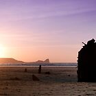 The Helvetia Sunset by dipper84