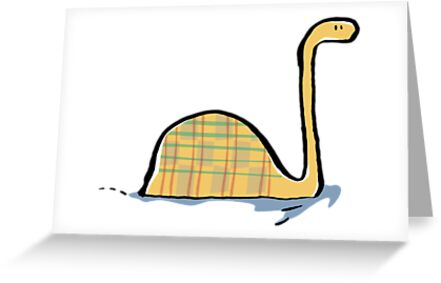 nessie by greendeer
