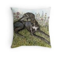 A Moment of Beauty Throw Pillow