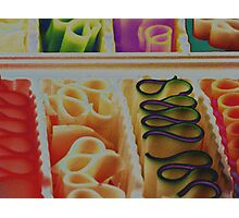 ribbon candy Photographic Print