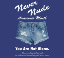 Never Nude Awareness Month - Arrested Development by inuniverse
