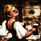 The Shamrock&#x27;s Wench by Anthony  Poynton
