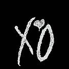 The Weeknd - XO (iPhone Case)  by CMCarter