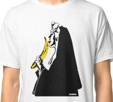 NUN WITH BANANA Classic T-Shirt