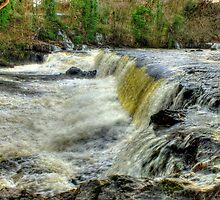 Upper Falls Aysgarth - HDR by Colin J Williams Photography