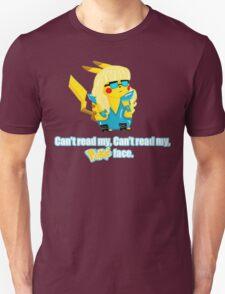 Pokeface Unisex T-Shirt
