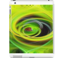 Abstract Butterfly iPad Case/Skin