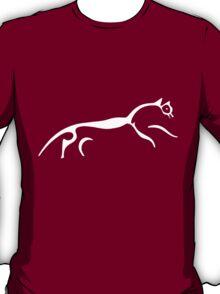 Uffington white horse. T-Shirt