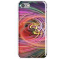 Abstract Grevillia iPhone Case/Skin