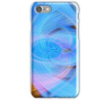 Abstract Sydney Tower iPhone Case/Skin