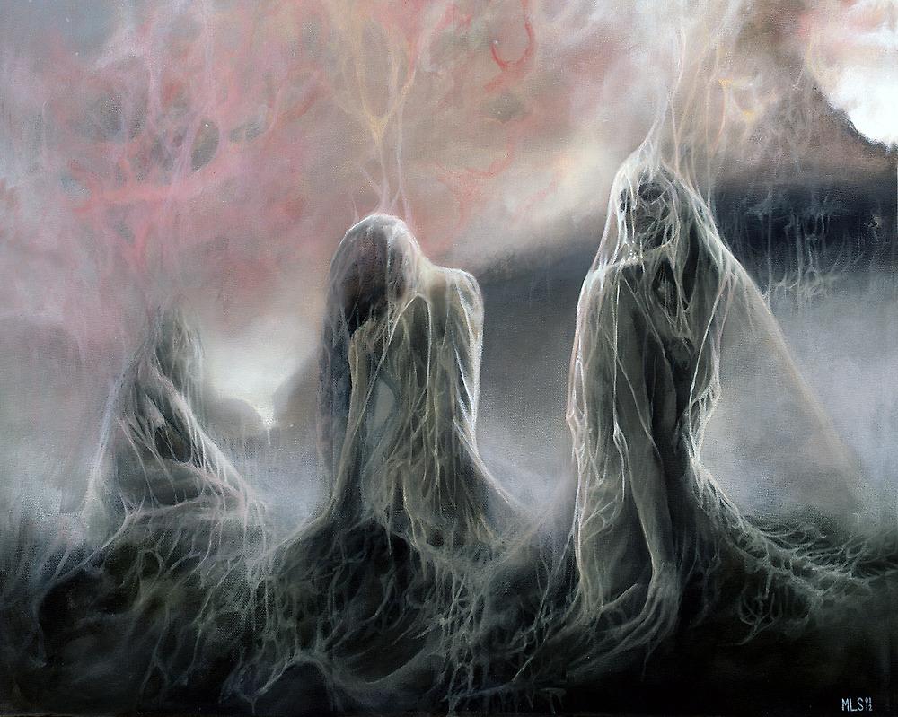 'Χάριτες' by Martin Lynch-Smith