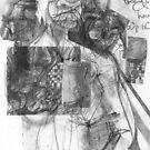 Mechanics of a Drawing - Portrait Study 2. by nawroski .