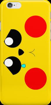 Sad Pikachu by Miltossavvides
