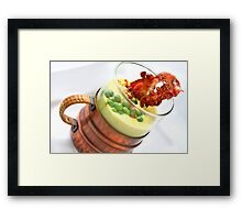 Potatoes, Kurkuma, Safran And Friends Framed Print