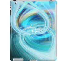 Abstract Water iPad Case/Skin