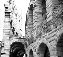 Verona Colosseum by MaaikeDesign