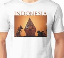INDONESIA Unisex T-Shirt