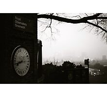 Fog of Time Photographic Print