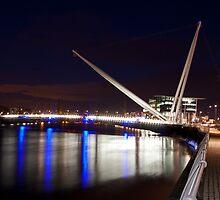 Footbridge by Ciaran Sidwell