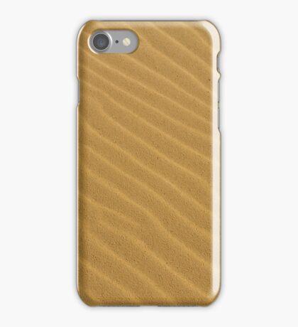 golden sand texture iPhone Case/Skin