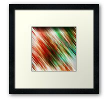 Equivalence Framed Print