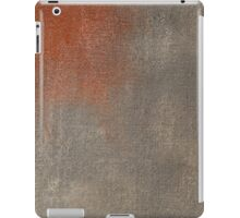 wall texture iPad Case/Skin