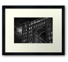 Pittsburgh Architecture Framed Print