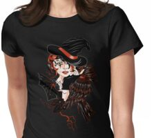 Pretty Wicked #2 Womens Fitted T-Shirt