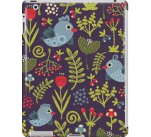 Folk birds. iPad Case/Skin