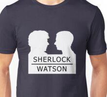 Sherlock Holmes Dr Watson Sherlocked Unisex T-Shirt
