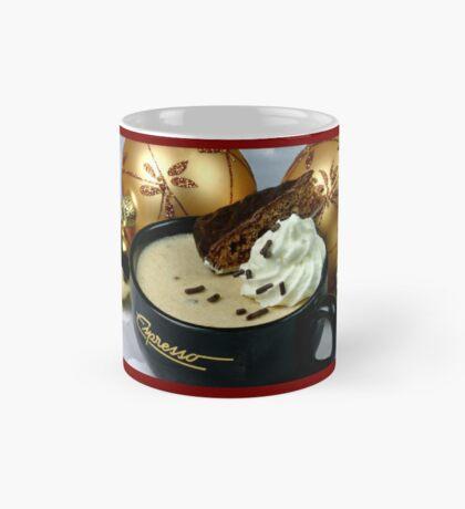 Christmas Mousse Mug