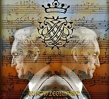 """""""IN MEMORIAM"""" . GUSTAV LEONHARDT by RosaCobos"""