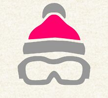 Ski Goggles And Hat T-Shirt