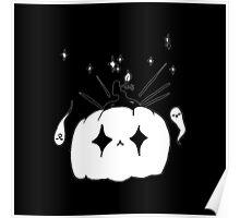 ▴ jack-o-lantern ▴ Poster