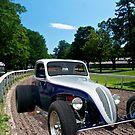 Horse Track-Race Car by barkeypf